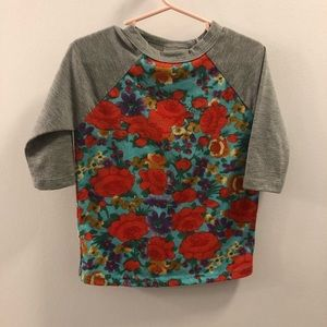 LLR Sloan with floral detail